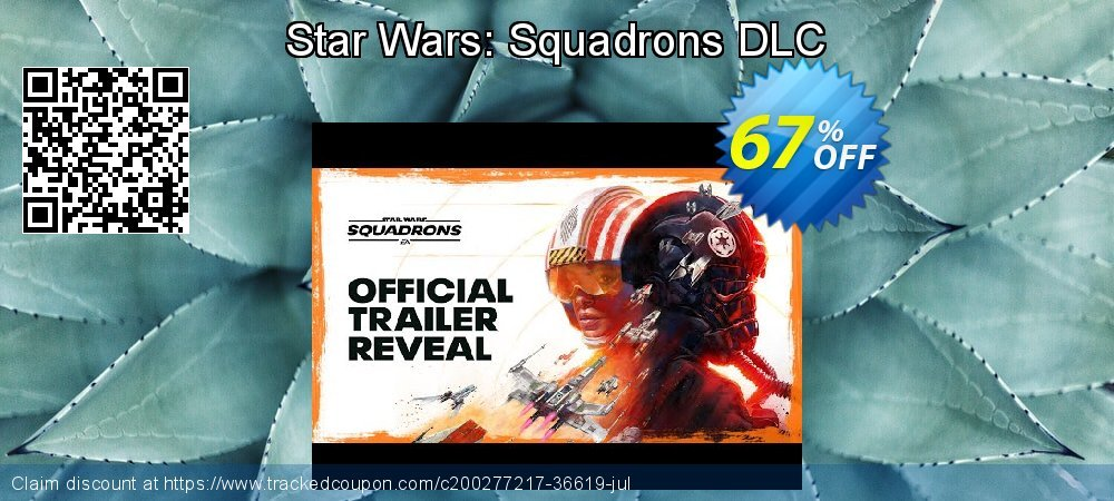Get 60% OFF Star Wars: Squadrons DLC offering discount