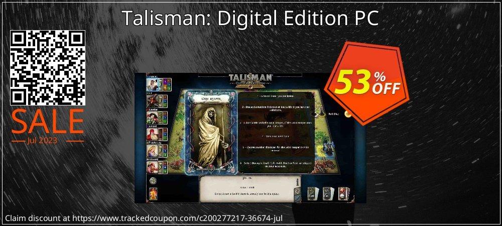Get 67% OFF Talisman: Digital Edition PC deals