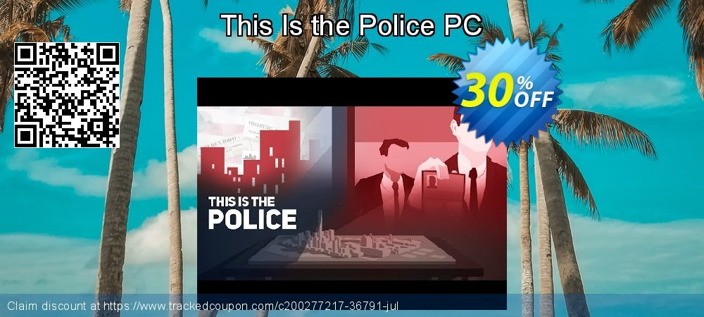 Get 28% OFF This Is the Police PC offering sales