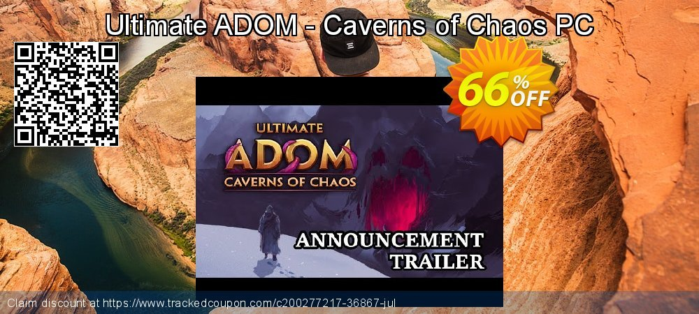 Ultimate ADOM - Caverns of Chaos PC coupon on Egg Day promotions