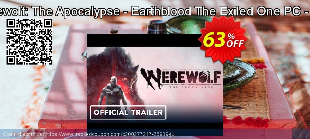 Werewolf: The Apocalypse - Earthblood The Exiled One PC - DLC coupon on Camera Day promotions