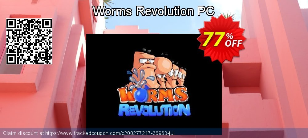 Get 86% OFF Worms Revolution PC deals