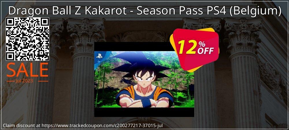 Get 10% OFF Dragon Ball Z Kakarot - Season Pass PS4 (Belgium) discounts