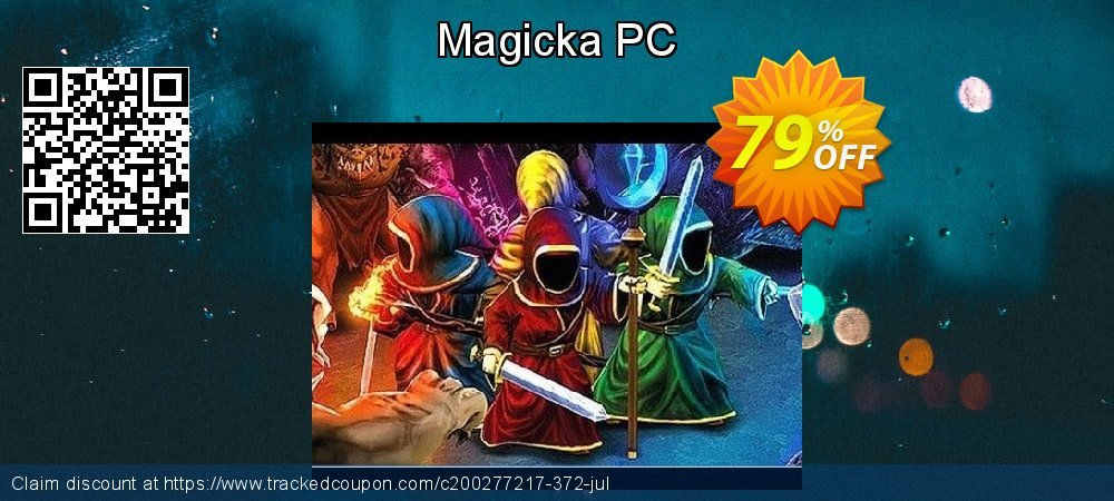 Magicka PC coupon on National French Fry Day sales