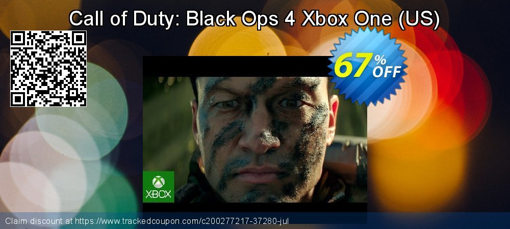 Call of Duty: Black Ops 4 Xbox One - US  coupon on National Cheese Day discounts