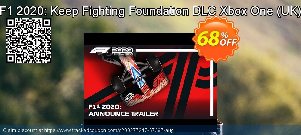 F1 2020: Keep Fighting Foundation DLC Xbox One - UK  coupon on National Cheese Day discounts