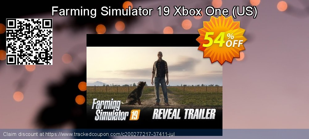 Farming Simulator 19 Xbox One - US  coupon on World Bicycle Day discount