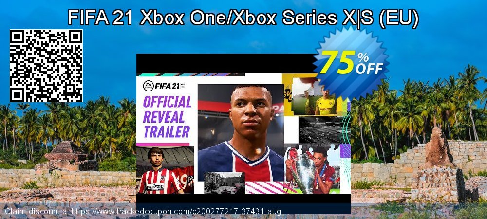 FIFA 21 Xbox One/Xbox Series X S - EU  coupon on World Day of Music offering sales