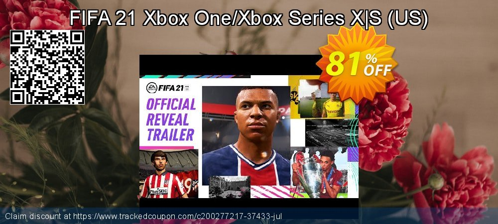 FIFA 21 Xbox One/Xbox Series X S - US  coupon on Camera Day discounts