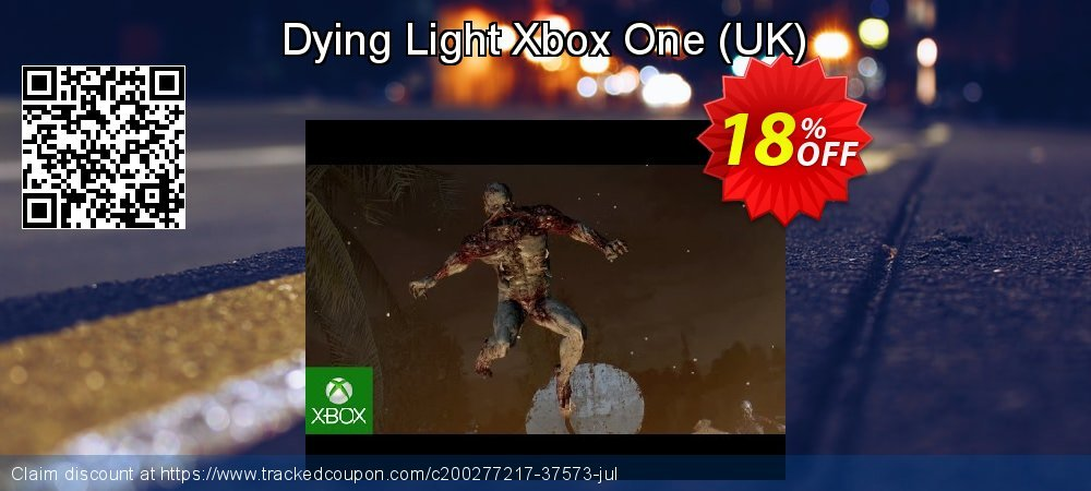 Dying Light Xbox One - UK  coupon on National Kissing Day discount