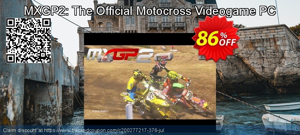 Get 84% OFF MXGP2: The Official Motocross Videogame PC offering sales