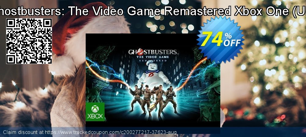 Ghostbusters: The Video Game Remastered Xbox One - UK  coupon on Social Media Day promotions