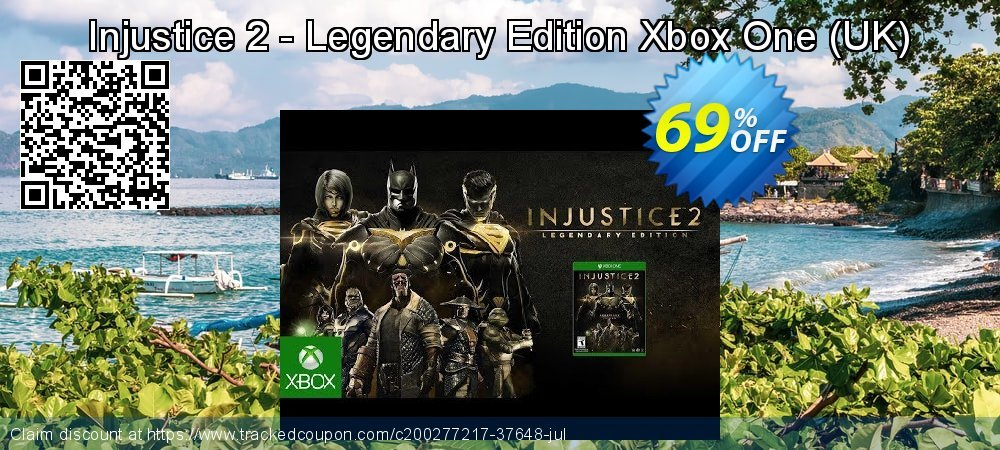 Injustice 2 - Legendary Edition Xbox One - UK  coupon on World Bicycle Day super sale
