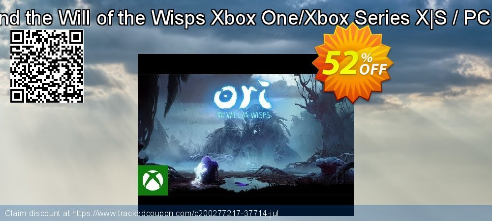 Ori and the Will of the Wisps Xbox One/Xbox Series X|S / PC - UK  coupon on Social Media Day sales
