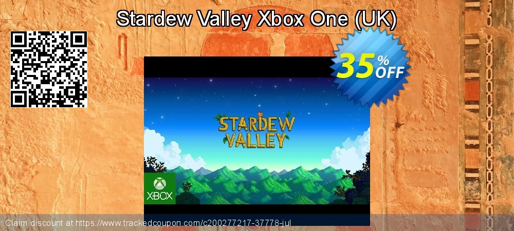 Stardew Valley Xbox One - UK  coupon on World Bicycle Day deals