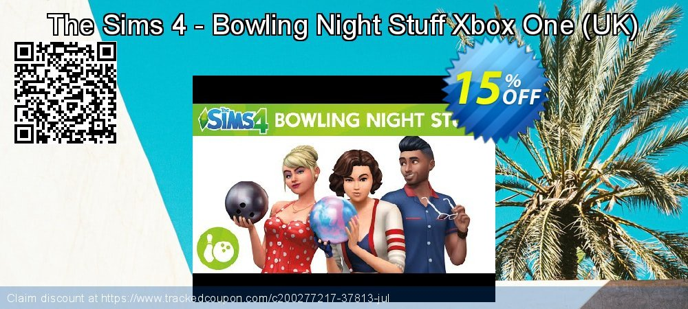Get 10% OFF The Sims 4 - Bowling Night Stuff Xbox One (UK) offering sales