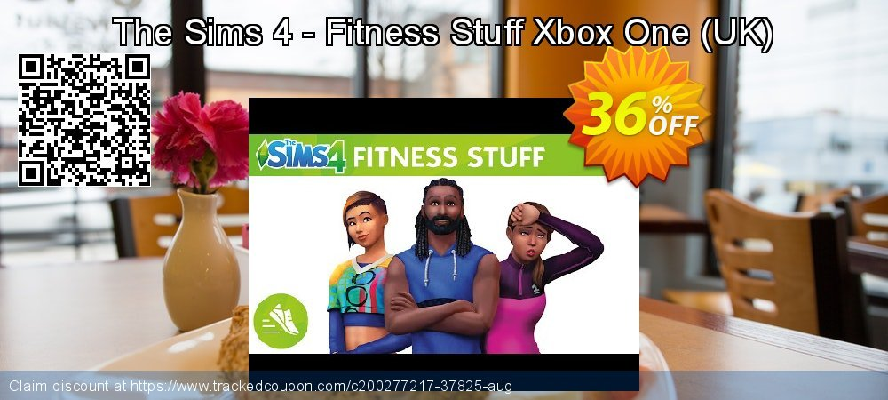 Get 30% OFF The Sims 4 - Fitness Stuff Xbox One (UK) offering sales