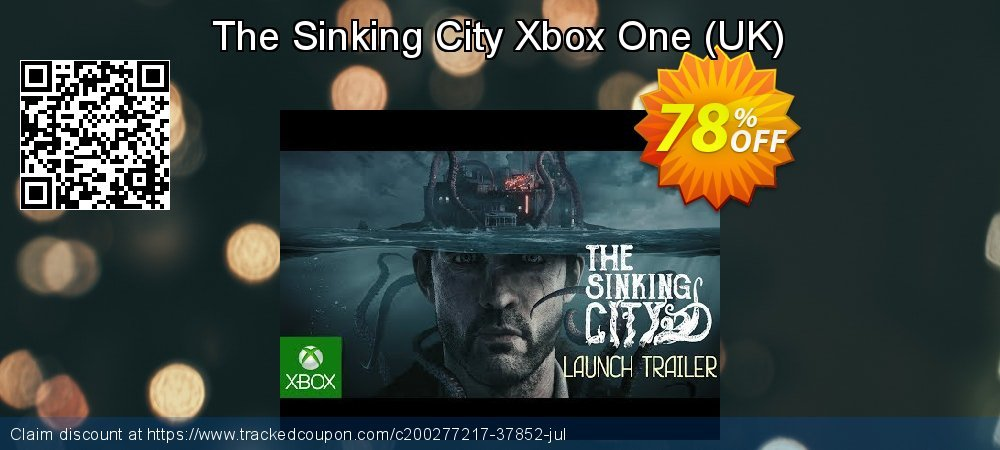 Get 78% OFF The Sinking City Xbox One (UK) offering sales