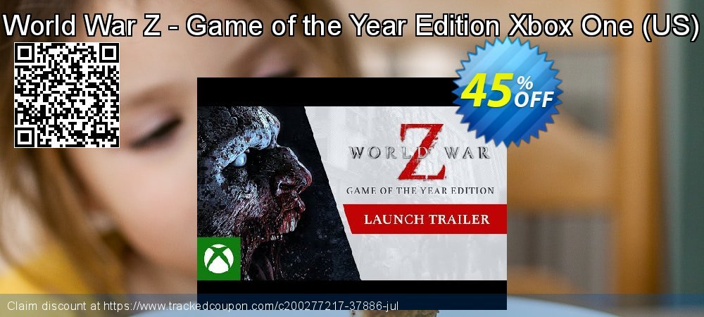 Get 45% OFF World War Z - Game of the Year Edition Xbox One (US) offering sales