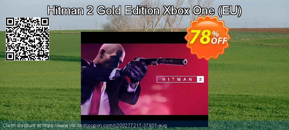Hitman 2 Gold Edition Xbox One - EU  coupon on Social Media Day offering sales