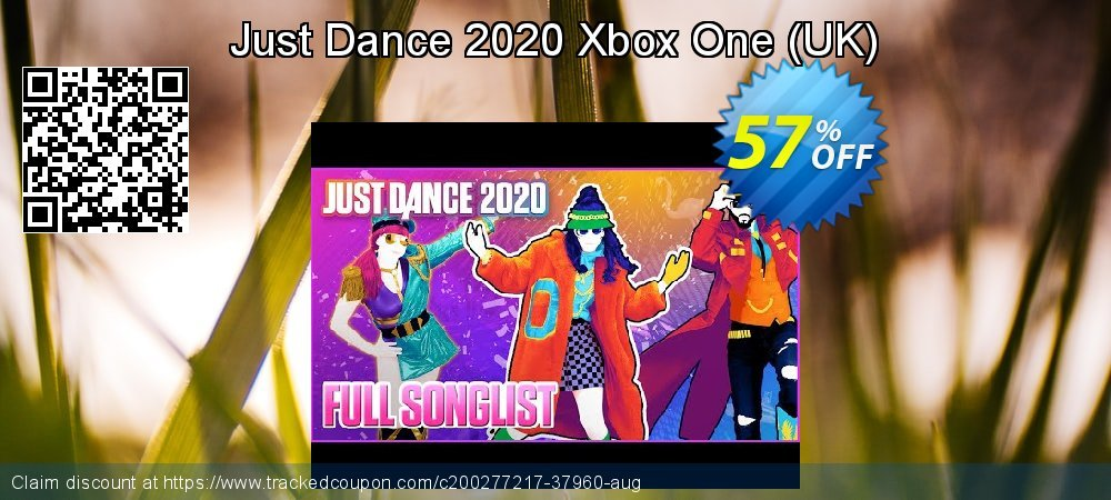 Just Dance 2020 Xbox One - UK  coupon on World Bicycle Day discount