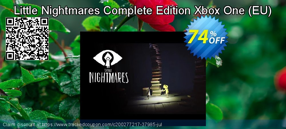 Little Nightmares Complete Edition Xbox One - EU  coupon on Egg Day deals