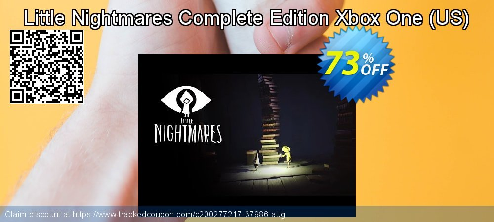 Little Nightmares Complete Edition Xbox One - US  coupon on World Bicycle Day offer