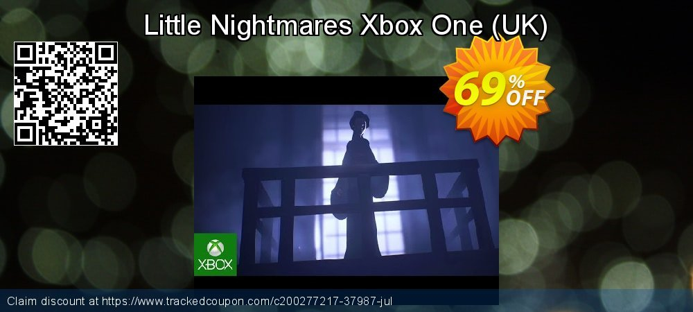 Little Nightmares Xbox One - UK  coupon on Social Media Day discount