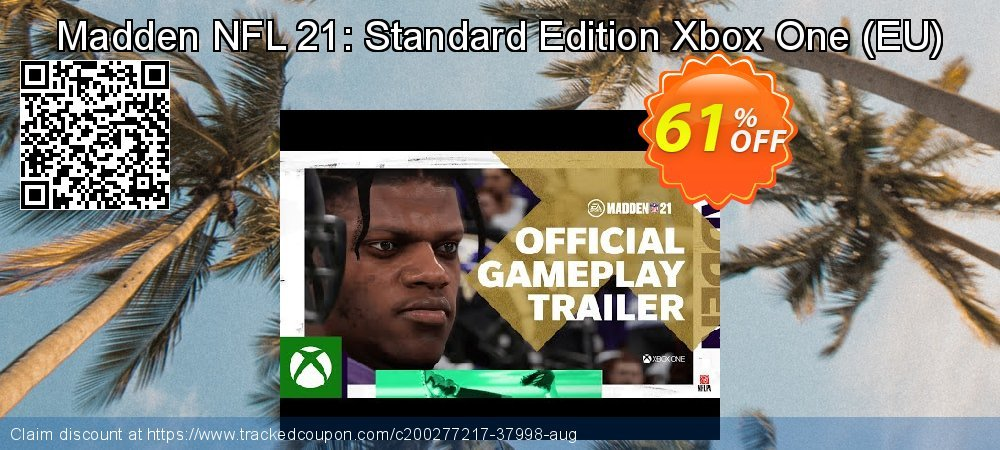 Madden NFL 21: Standard Edition Xbox One - EU  coupon on Egg Day offering sales