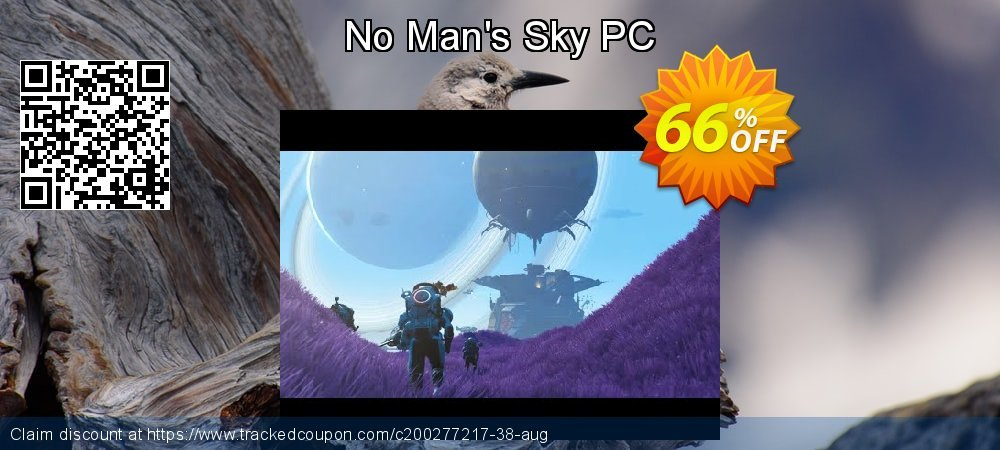 No Man's Sky PC coupon on Mom Day super sale