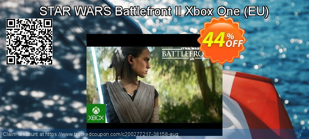 Get 43% OFF STAR WARS Battlefront II Xbox One (EU) promotions