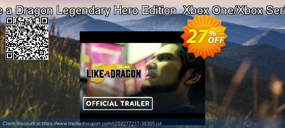 Yakuza: Like a Dragon Legendary Hero Edition  Xbox One/Xbox Series X|S - EU  coupon on Summer super sale