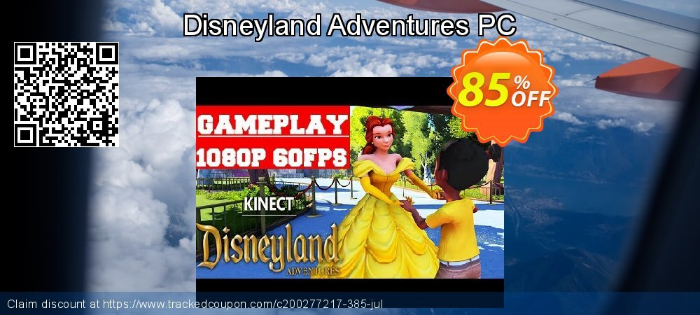 Disneyland Adventures PC coupon on Teacher deals super sale