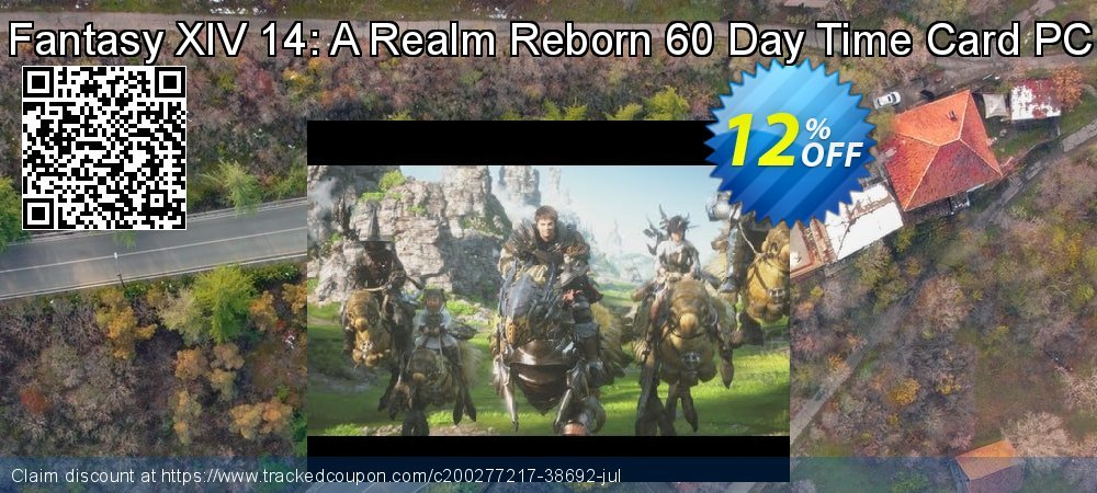Final Fantasy XIV 14: A Realm Reborn 60 Day Time Card PC - US  coupon on World Day of Music super sale