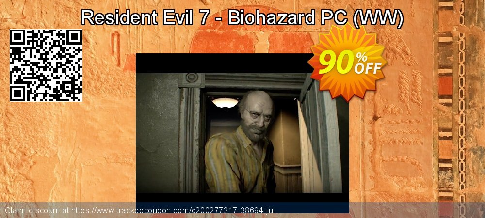 Resident Evil 7 - Biohazard PC - WW  coupon on Camera Day promotions
