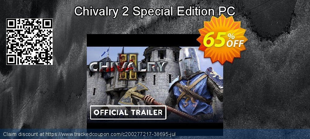 Chivalry 2 Special Edition PC coupon on Summer sales