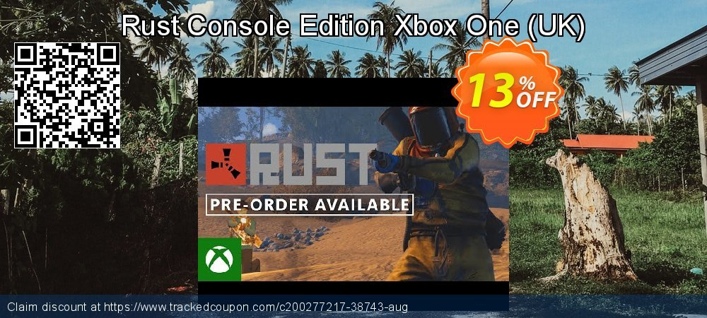 Rust Console Edition Xbox One - UK  coupon on National Kissing Day discount