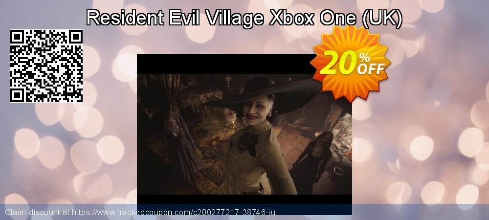 Resident Evil Village Xbox One - UK  coupon on Camera Day super sale