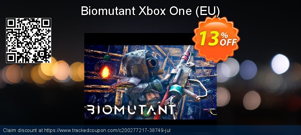 Biomutant Xbox One - EU  coupon on National Cheese Day sales