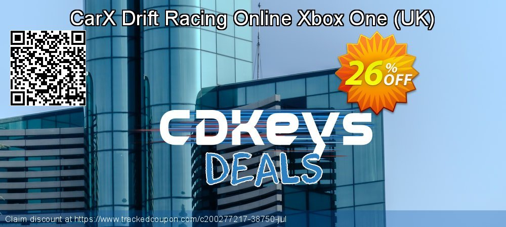 CarX Drift Racing Online Xbox One - UK  coupon on World Bicycle Day deals