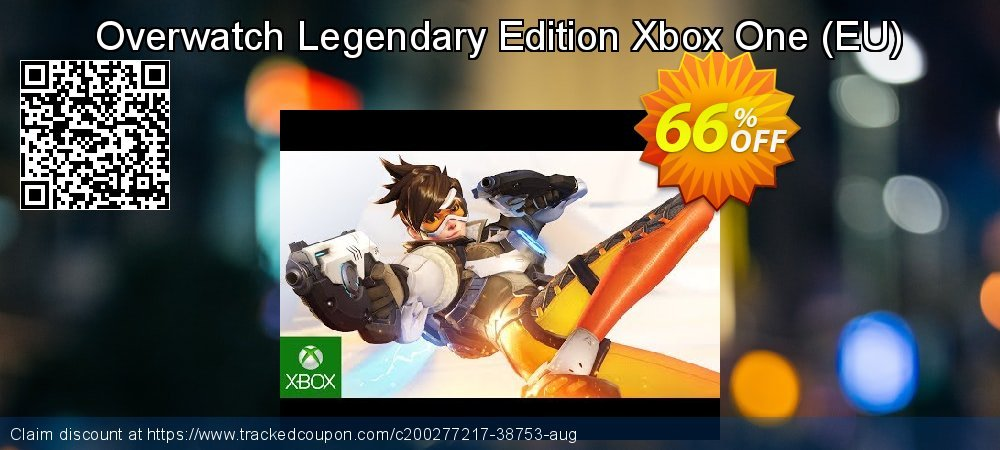 Overwatch Legendary Edition Xbox One - EU  coupon on World Bicycle Day offering discount