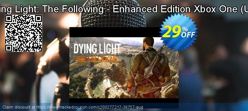 Dying Light: The Following - Enhanced Edition Xbox One - UK  coupon on World Day of Music promotions