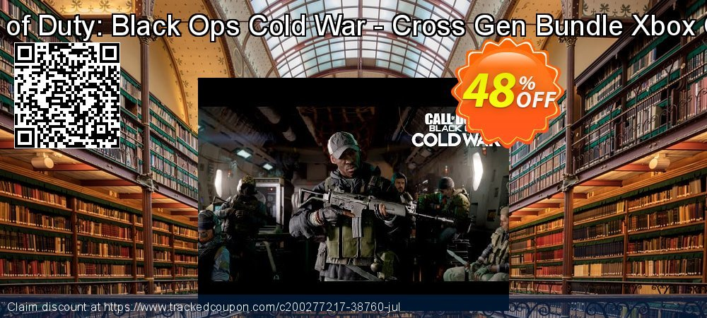 Call of Duty: Black Ops Cold War - Cross Gen Bundle Xbox One coupon on Summer offer
