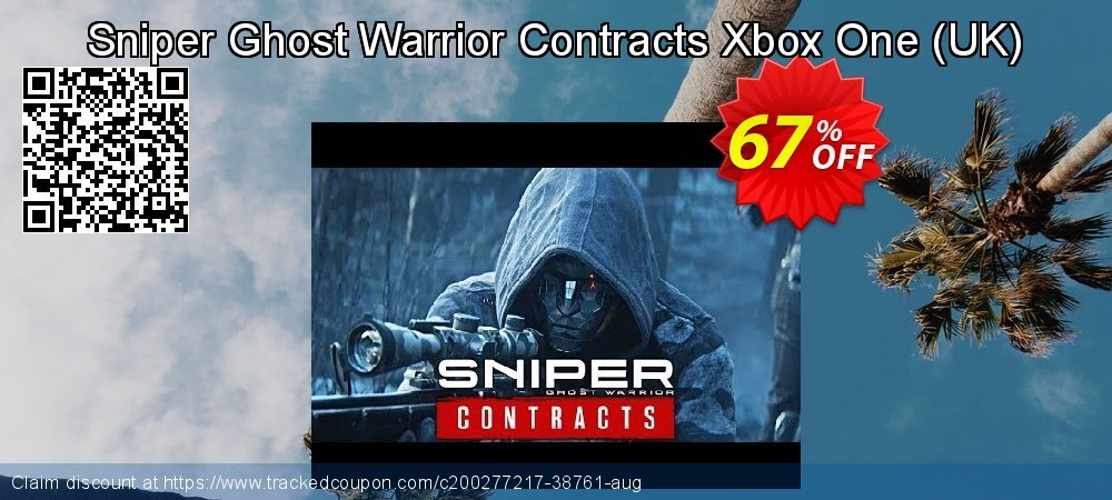 Sniper Ghost Warrior Contracts Xbox One - UK  coupon on Father's Day discount