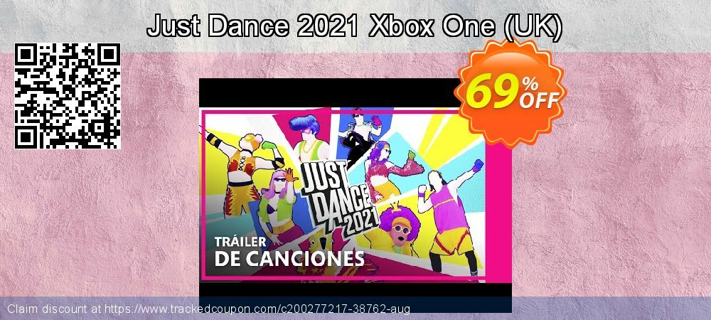 Just Dance 2021 Xbox One - UK  coupon on National Cheese Day offering discount