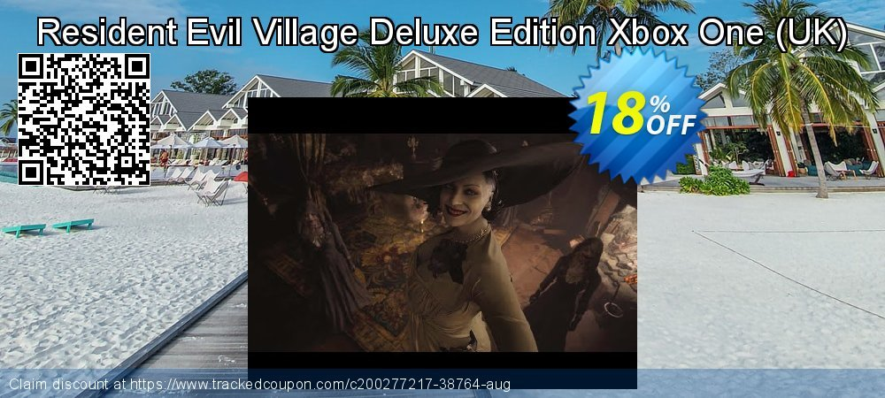 Resident Evil Village Deluxe Edition Xbox One - UK  coupon on World Milk Day super sale