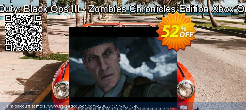 Call of Duty: Black Ops III - Zombies Chronicles Edition Xbox One - EU  coupon on World Day of Music discount