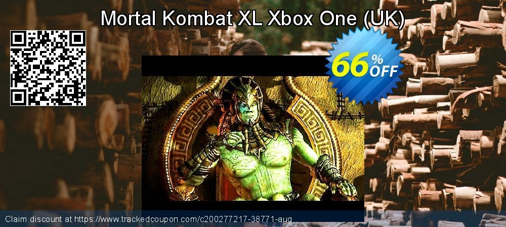 Mortal Kombat XL Xbox One - UK  coupon on Hug Holiday offering discount