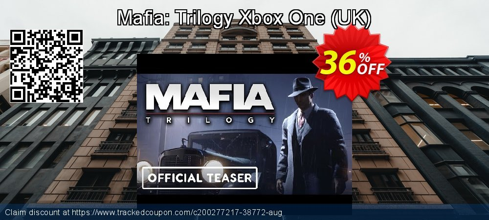 Mafia: Trilogy Xbox One - UK  coupon on Camera Day offering sales