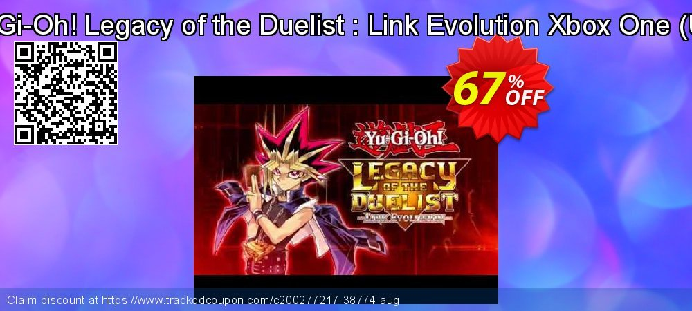 Yu-Gi-Oh! Legacy of the Duelist : Link Evolution Xbox One - UK  coupon on Father's Day discounts